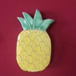 Ananas in ceramica MV% Ceramic Design